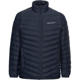 Peak Performance M's Frost Down Liner Jacket Salute Blue